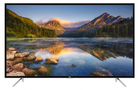 "Телевизор TCL LED50"" L50P65US Smart UltraHD"